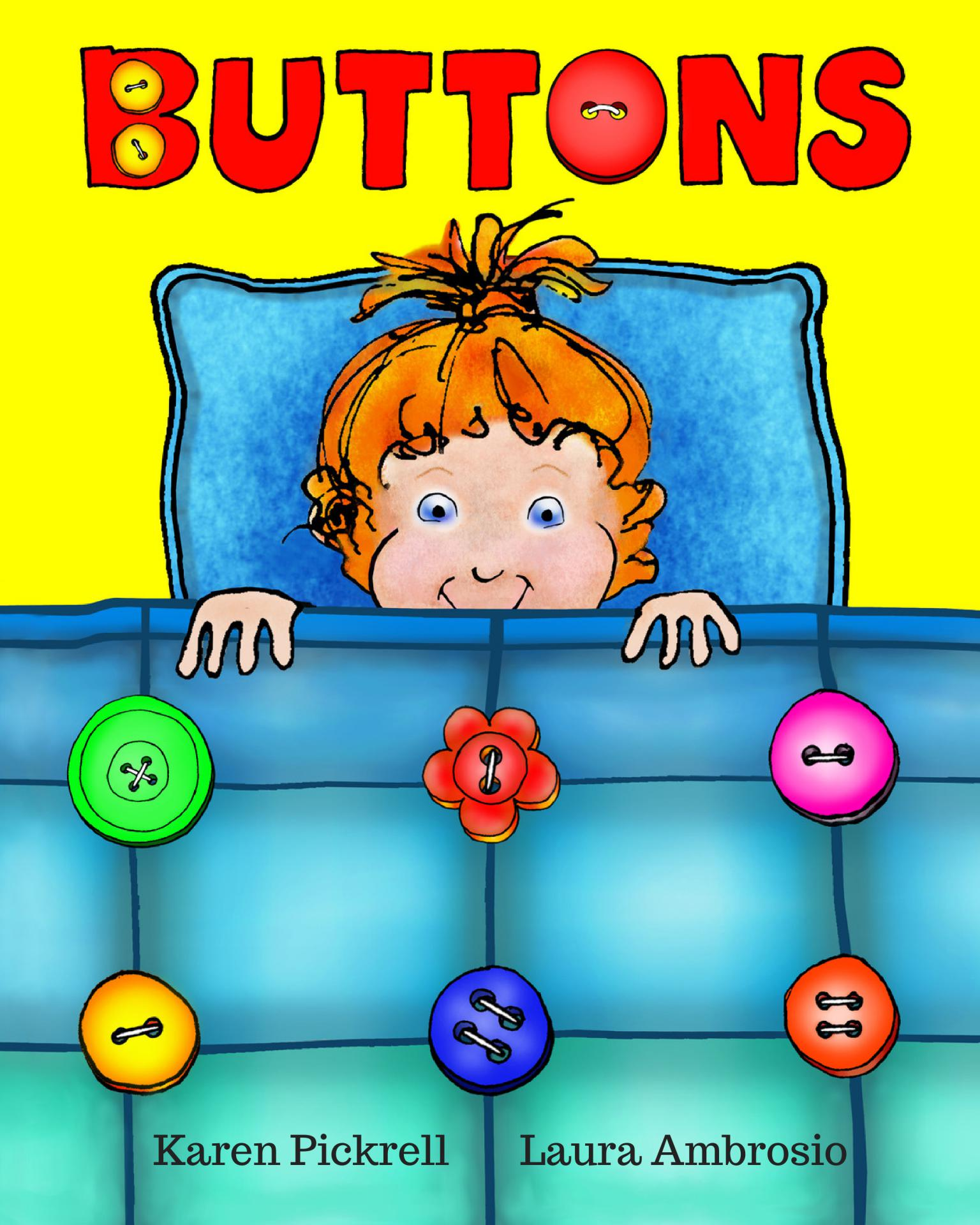 The Illustrator Behind Buttons