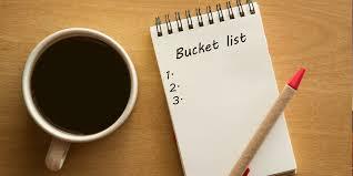 Empty Nest Bucket List