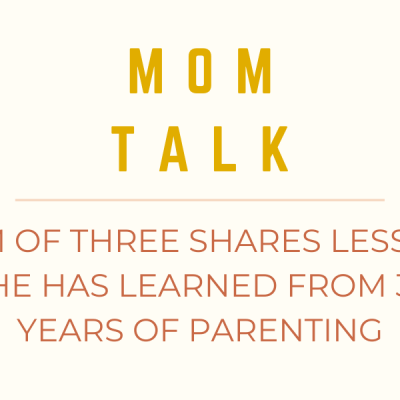Guest Interview on Mom Talk Podcast