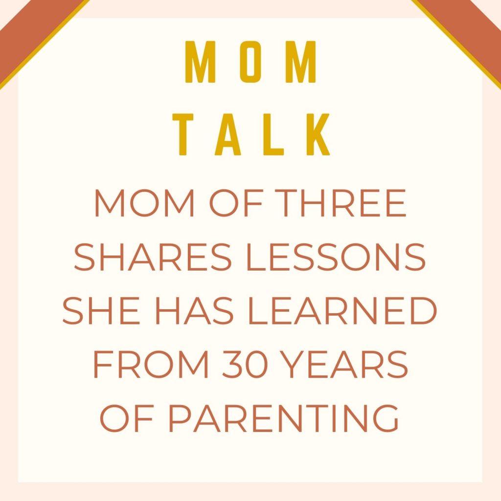 Mom Talk Podcast with Karen Pickrell
